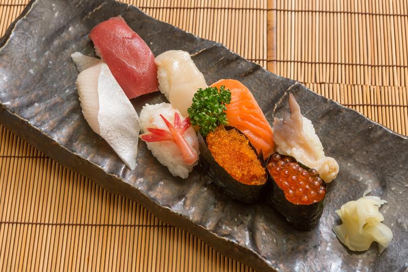 上生寿司の写真