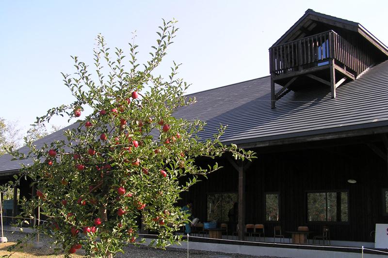 三谷果樹園外観写真