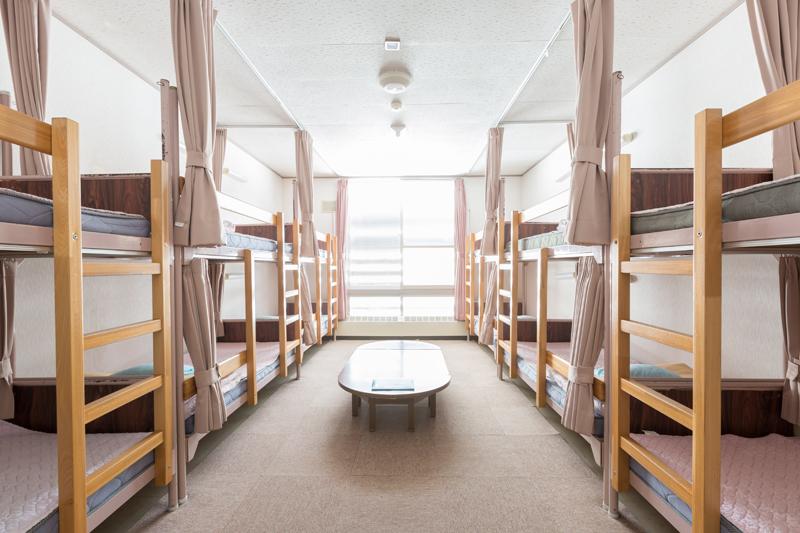ネイパル砂川宿泊部屋の写真